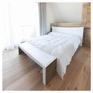 Bout De Lit Blanc : banc bout de lit design amazing banc bout de lit design incroyable literie la redoute coffre a ~ Teatrodelosmanantiales.com Idées de Décoration