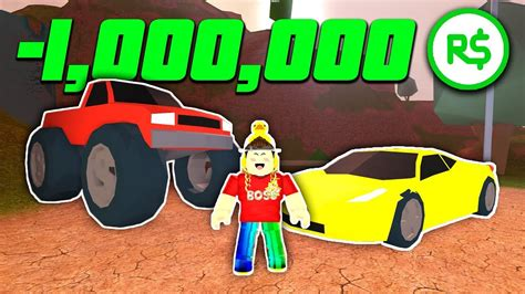 Buying All New Cars With Only Robux  (roblox Jailbreak