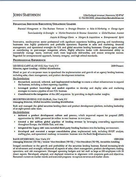 Financial Manager Resume Format by The World S Catalog Of Ideas