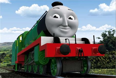 Henry The Green Engine At Scratchpad, The Home Of
