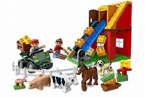 4975 1 Farm Brickset LEGO Set Guide And Database