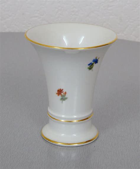 edle f 252 rstenberg porzellan vase blumenvase tischvase mid