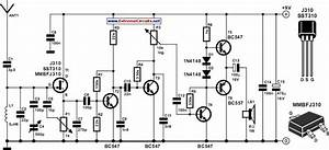 Tuned Radio Frequency  Trf  Receiver Circuit Diagram