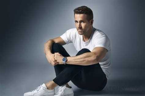 Ryan Reynolds全新形象照 ! 伯爵piaget Polo S 系列腕錶 全新問世