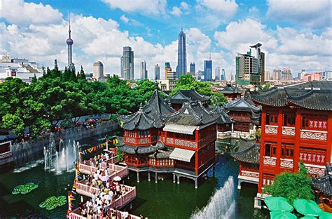 Yu Garden, Yuyuan Garden & Bazaar  Things To Do In Shanghai