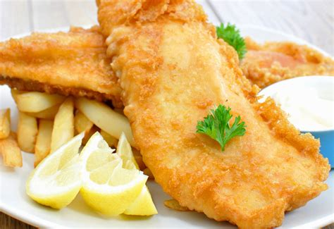 Gourmet Kitchen Ideas - fish and chips