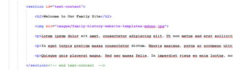 Change Text In Paraboot Template by Editing The Html Css Templates An Australian Family