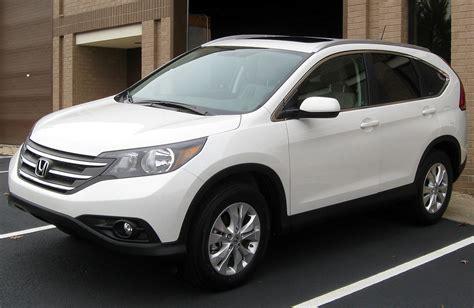 It uses the honda civic platform with an suv body design. Honda CR-V - Wikipedia