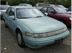 Used 1994 MERCURY SABLE LSL Car For Sale At AuctionExport