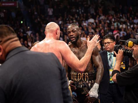 Tyson Fury vs Deontay Wilder rematch: American 'can't wait ...