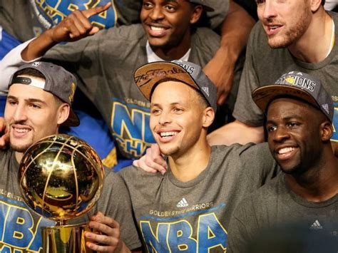 Golden State Warriors Beat Cleveland Cavaliers to Clinch ...