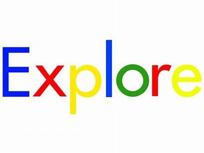 Google Explore Feature