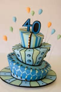 40th birthday cakes happy birthday cake images