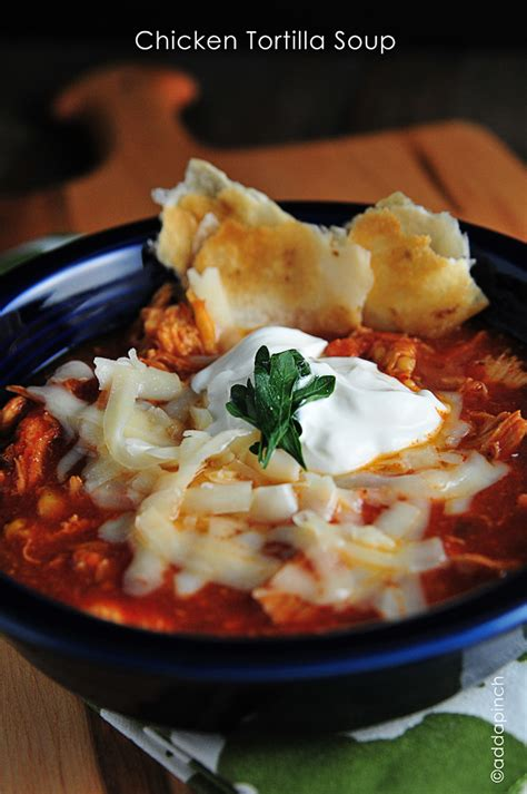 cooker chicken tortilla soup chicken tortilla soup recipe slow cooker bigoven