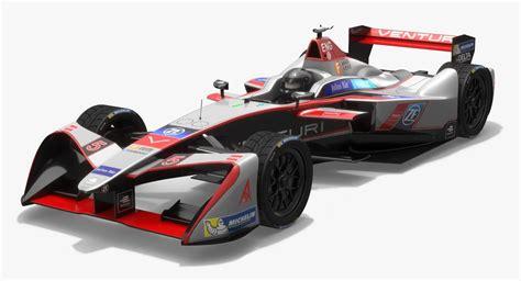 McLaren F1 3d model – Animium 3D Models