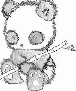 cartoon pandas images Drawing A Panda HD wallpaper and ...