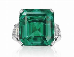 Rockefeller Emerald could be most expensive ever auctioned  Emerald