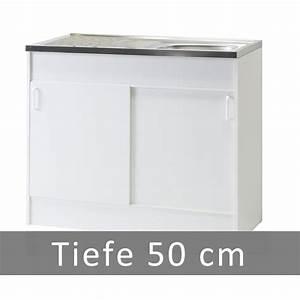 Küche 50 Cm Tief : sp lenschrank 50 tief tische f r die k che ~ Indierocktalk.com Haus und Dekorationen