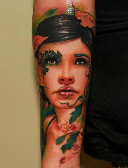 21 best Girl Face Tattoo images on Pinterest   Face ...