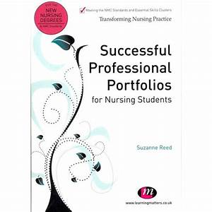 Successful professional portfolios for nursing students for Nursing professional portfolio template