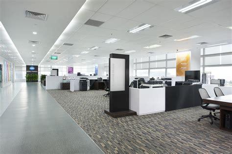 Rustic Commercial Office Eclectic Design Source Rendering