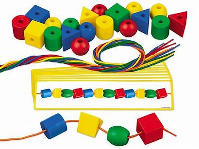 Beads Patterns Giant Clipart Lakeshore Indestructible Preschool