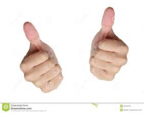 Two Thumbs Up Clip Art