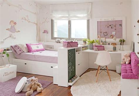 petit bureau fille une cabane magique comment bien aménager une chambre d