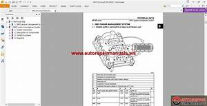 Daf Xf 105 Ii Workshop Manual