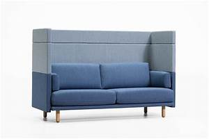 De Vorm Arnhem sofa en akoestische bank