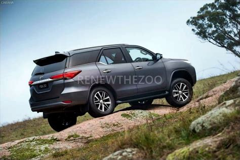 Toyota Fortuner 2020 by 2020 Toyota Fortuner Release Date Specs Changes 2019