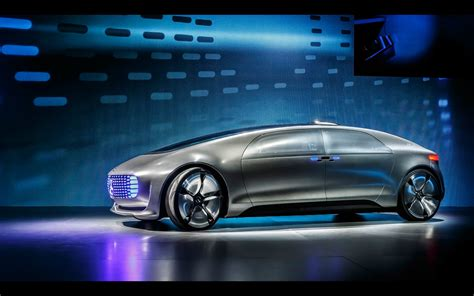 2018 Mercedes Benz F 015 Luxury In Motion Debut 5