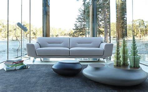 roche bobois canape cuir perle sofa for roche bobois collection 2014 by sacha lakic