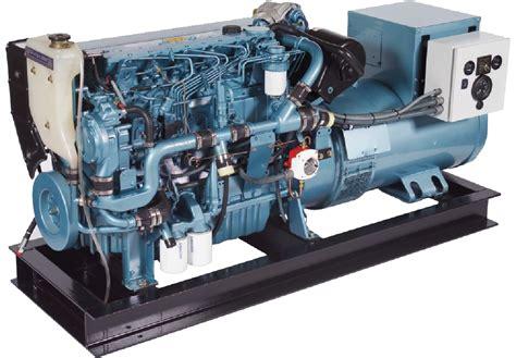Diesel Boat Generator by Perkins Marine Diesel Generators Diesel Generators Gas
