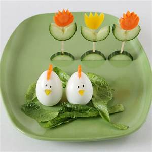Fun With Food : Three Ways to Decorate a Springtime or ...