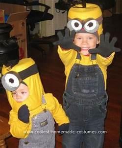 Minion Kostüm Baby : best 20 homemade minion costumes ideas on pinterest kids minion costume sorority costumes ~ Frokenaadalensverden.com Haus und Dekorationen