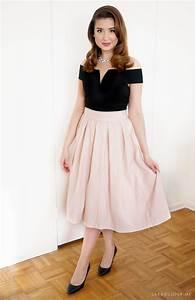 Retro 1950s Christmas Party Outfit u2022 Sara du Jour