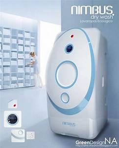 Mini Machine À Laver Sans Arrivée D Eau : nimbus le lave linge sans eau 100 co2 le blog de la machine du voisin ~ Melissatoandfro.com Idées de Décoration