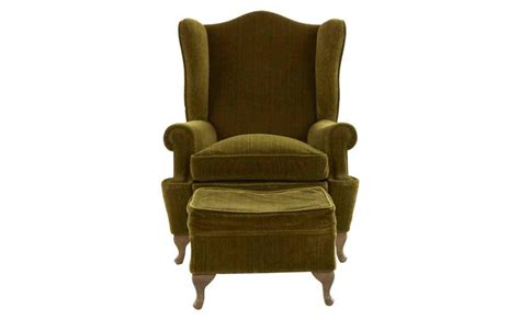 Spanish Wing Chair And Ottoman At 1stdibs Exercise Ball Office Chair Pros Cons Karlstad Armchair Cover Uk Animal Print Parson Slipcovers Covers And Sash Hire Hertfordshire Teak Dining Upholstery Indian Wedding Melbourne Ciao Baby Folding Portable High Mid Century Modern Chairs Canada