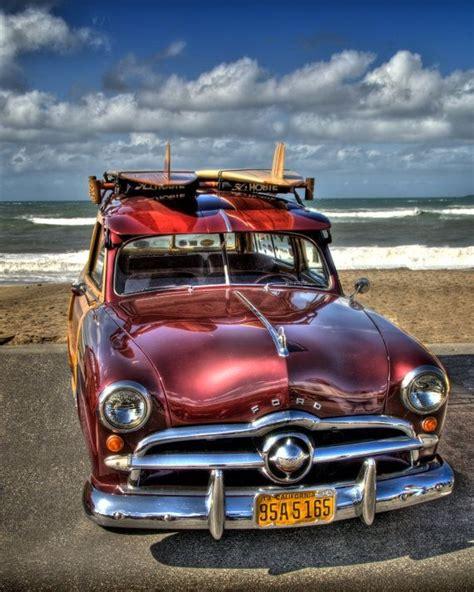 surf wagons images  pinterest vintage cars