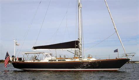 Boat Loans In Ct by 1986 Alden 54 Aft Cockpit Sail Boat For Sale Www