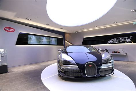 Bugatti Opens Dealership In Hong Kong