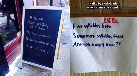 haiku poems   super haikus gallery