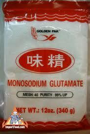 glutamate cuisine how many what msg is and how bad it is for you