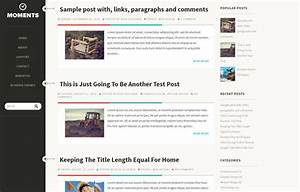 55 best free responsive blogger templates 2018 With create blog page template wordpress