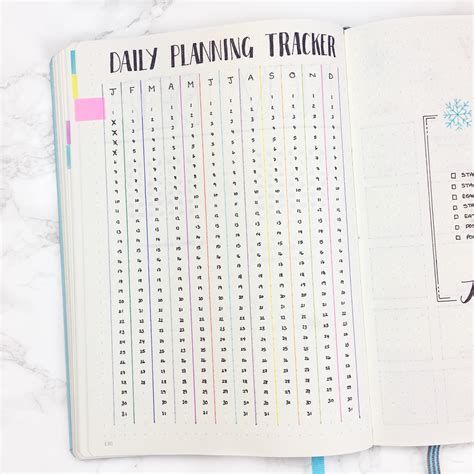 Bullet Journal Dotted Templates by Templates Kate Louise