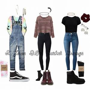 90s Grunge school outfits by stellaluna899 on Polyvore featuring Isabel Marant MYVL evenu0026odd ...