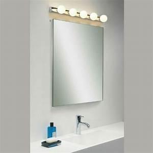 comment choisir le luminaire pour salle de bain With luminaire salle de bain pour miroir