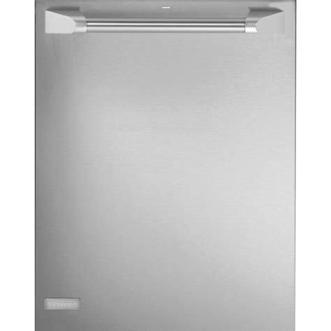 ge monogram zdtspfss  fully integrated dishwasher  pro handle  stainless steel