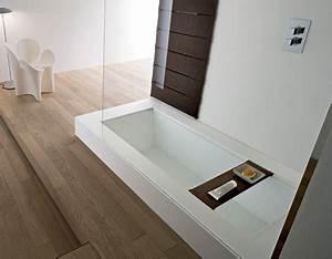 Bad Dusche Kombination : die freistehende badewanne oval rechteckig oder mit duschzone ~ Indierocktalk.com Haus und Dekorationen
